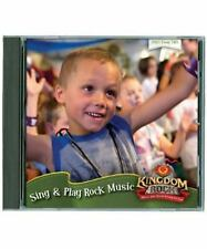 Kingdom Rock VBS Sing and Play Rock Music CD. 2013. Brand New.