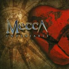 Undeniable * by Mecca (CD, Jan-2012, Frontiers Records (Italy))