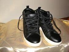 MOSSIMO SUPPLY CO. Mens Black Comfort Tennis Shoes sz 10