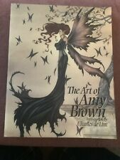The Art of Amy Brown introduction by Charles de Lint paperback