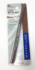 Maybelline New York Line Stylist Eyeliner 603 Bronze Gleam NEW SEALED BENT