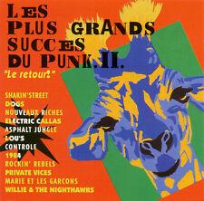 'Les Plus Grands Success du Punk, Vol. 2' Lous Marie & Garcons Dogs French punk