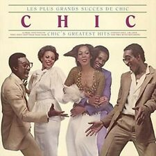 Les Plus Grands Succes De Chic - Chic's Greatest Hits Vinyl 0081227944186