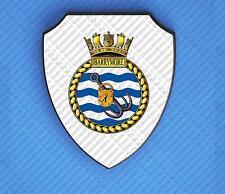 HMS BARRYMORE WALL SHIELD