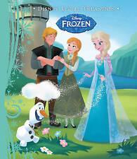 Disney Frozen (Little Treasures),  | Hardcover Book | 9781474869539 | NEW