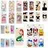 Cute Disney Cartoon Protective Back Soft Case Cover For iphone 5 5S SE 6/6S Plus