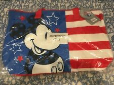 Brand New Disney Store Mickey Mouse American Authentic Tote Bag
