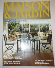 Maison & Jardin French Magazine Les Meilleures May 1983 No.293 101414R1