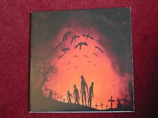 CONVULSE evil prevails CD advance copy