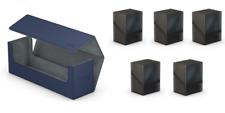 Ultimate Guard Blue Arkhive 400+ w/5 Onyx Boulder 80+ Deck Cases