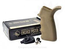 MADBULL MFT industries ENGAGE pistol grip 16 Tan M4 Airsoft EPG 16 Impugnatura