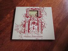 "INFERNO Pompa Magna CD GRINDCORE THE LOCUST RETOX NO LP 7"""