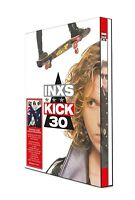 INXS - KICK 30 (LIMITED DELUXE EDITION ) 3 CD+BLU-RAY NEW!