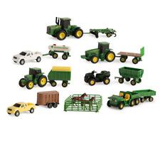 Tomy #LP64813 ERTL John Deere 1:64 Scale Farm Toy Set