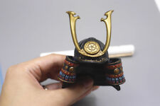 "Custom 1:6 Scale Japanese Samurai Helmet Mode For 12"" Male Action Figure"