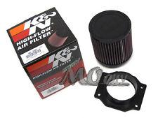 MAF Mass Air Flow Sensor Adapter + K&N Filter Kit for Nissan 90-96 300ZX Z32 91