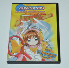 CARDCAPTORS Sakura, Chasseuse de Cartes Le Jugement Final DVD Judgement Canada