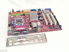 Cartes mères LGA 775/socket t pour ordinateur