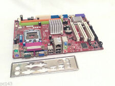 Cartes mères LGA 775/socket t pour ordinateur Intel