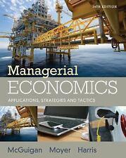 Managerial Economics : Applications, Strategies and Tactics (ISBN-9781305506381)