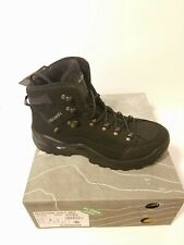 LOWA 3109459999 Men's Renegade GTX Mid Black Waterproof Hiking Boots 9