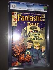Fantastic Four #45 (1966) CGC 9.0 VFNM - 1st appearance of Inhumans