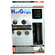 Oxford Hot Grips Premium Adventure OF690 Heated Grips Motorbike Genuine New