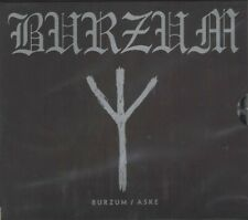 1BURZUM - 1BURZUM1 / ASKE (1995/2018) CD Slipcase Official Russian Edition+GIFT