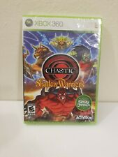 CHAOTIC SHADOW WARRIORS XBOX 360 GAME MICROSOFT, FACTORY SEALED,BRAND NEW!