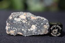 Nwa 11266 Official Lunar Feldspathic Regolith Breccia Meteorite 9.1 gram frag