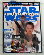 STAR WARS Insider Magazine FORCE AWAKENS The RESISTANCE Collectors Cover FORD