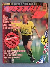 Panini Fußball Bundesliga Saison 96/97 - 10 Bilder auswählen - TOP Sticker RAR