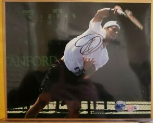 Novak Djokovic Tennis Legend Signed Autograph 8x10 Photo FANATICS COA