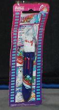 Coca- Cola 10 Color Pen Polar Bear Cubs 1997 vintage Coca-Cola Collectible
