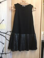 58273bd35a0 Robe noir brillant chic Mayoral taille 12 ans neuf