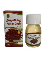 Huile de Clou de Girofle 100% Bio et Naturel / Pure Vegetable Clove oil