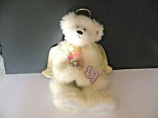 """Annette Funicello Collectible Bear Co """"Angel Heart"""" 18"""" Tall"""