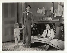 Photo originale Stan Laurel Oliver Hardy Pack Up Your Troubles Jackie Lyn Dufton