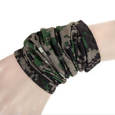 Bike Golf Sun UV Cooling Outdoor Camouflage Sports Protection Arm Sleeves