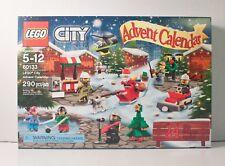 LEGO City ADVENT CALENDAR 60133 Christmas Tree SANTA Snowman Minifig SEALED