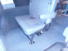 Toyota Hiace LWB  2 Person Combo Tourer Van Seat with Inbuilt Seat Belts