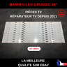 2013ARC48-3228N1-6-REV1.1 140509  BARRE LED TV GRUNDIG 48VLE4520BF LSC480HN05