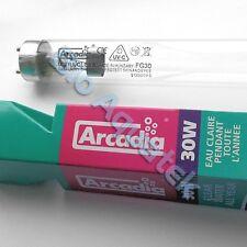 Arcadia 30w UVC T8 Ultra Violeta Tubo de Estanque Pez Koi Bombilla 30 vatios UV FG30
