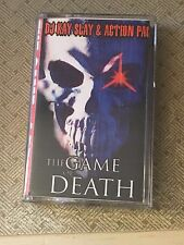 DJ Kayslay Action Pac The Game of Death HARLEM NYC 90s Hip Hop Mixtape Cassette