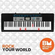 Casio LK136 Lighting Keyboard LK-136 Electric 61-Key Replaced LK130 w/Power Adap