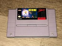 Out of this World Super Nintendo Snes Cleaned & Tested Authentic