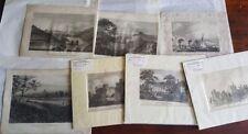 Antique (Pre-1900) History Original Art Prints