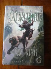 Forgotten Realms - Transitions I: The Orc King by R.A. Salvatore HC 1st Ed 2007