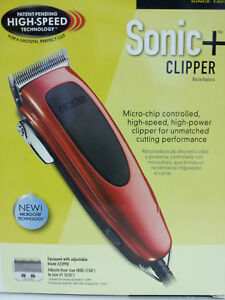 ANDIS SONIC + CLIPPER 23930 HIGH SPEED WITH MICRO CHIP TECHNOLOGY HIGH POWER