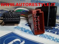 Cavo ISO adattatore autoradio radio Pioneer 16 pin dal 2006 in poi 23,2x10,8 mm